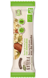 Eco Natura Nut Bars with Almonds and Pumpkin seeds
