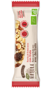 Borges Eco Natura Nut Bars with Fruit